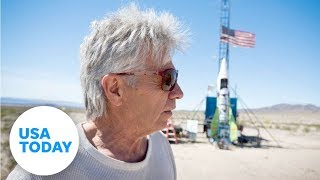 'Mad Mike' Hughes killed in homemade rocket crash | USA TODAY