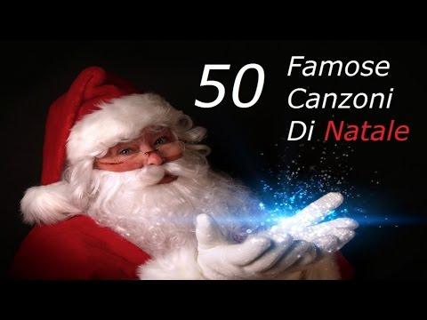 🎄BUON  NATALE: 50 Famose Canzoni Di #Natale🎄