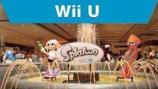 Nintendo of Canada – Splatoon Inkling Invasion @ the Toronto Eaton Centre