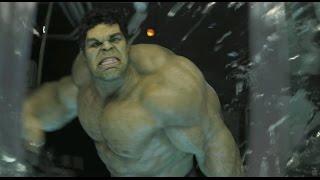 "Hulk ""The Avengers"" transformation HD"