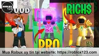 💚REVIEW TRANG WEB KIẾM ROBUX MIỄN PHÍ ✅