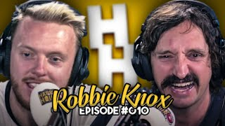 ROBBIE KNOX - THE MAN WHO'S FRIENDS WITH CELEBRITIES (FULL EP)