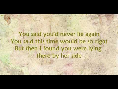 YOU (LYRICS) - TEN 2 FIVE