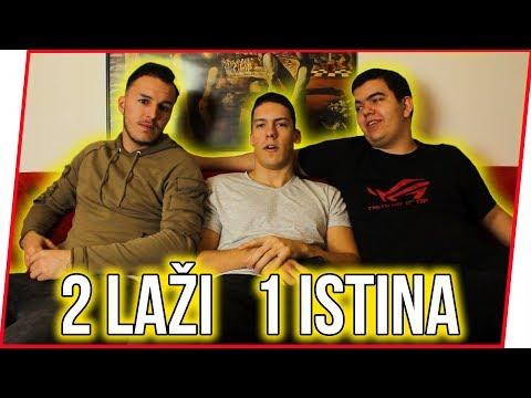2 LAŽI 1 ISTINA w/ BakaPrase & Delić
