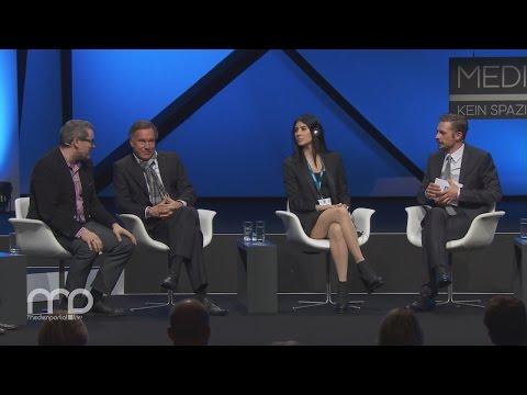 Rede: Eröffnung der MEDIENTAGE MÜNCHEN 2014 und Fernseh-Gipfel