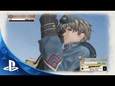Valkyria Chronicles Remastered Video Screenshot 3