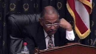 Conyers Questions DoJ's  Asheesh Agarwal on Vote Suppression