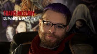 The Adventure Zone's Travis McElroy on D&D
