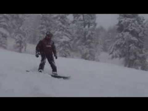 Snowboard val senales 26 12 2013