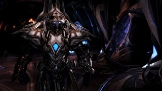 Starcraft 2 - Legacy of the Void Prologue - Whispers of Oblivion