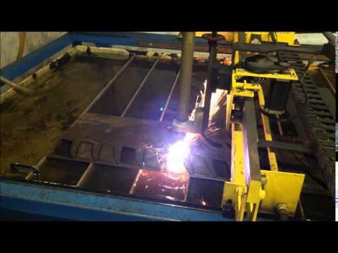 Alden plasma machining tool