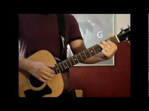 Abel Zavala Enamorame Guitar Tutorial