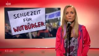 Wutbürgerin Peggy Novak: Putin-Versteher
