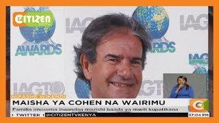Dadake Tob Cohen azungumzia aliyoyajua kuhusu ndoa ya Tob Cohen na Sarah Wairimu