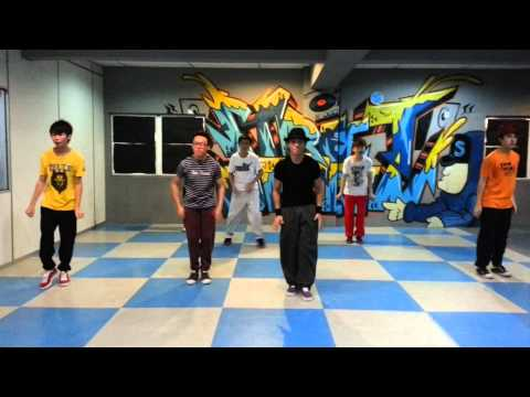 Baixar Treasure-bruno mars ( choreograph by dylan ) locking class 21/5/2013