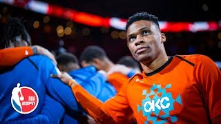 The Lowe Post: Russell Westbrook's huge contract leaves Thunder trapped