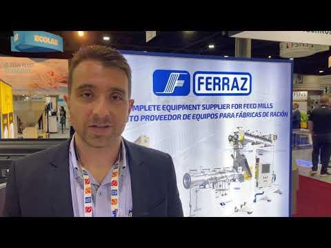 Ferraz confirma stand na Fenagra 2020