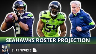Seattle Seahawks Roster Projection: 53-Man Roster & Practice Squad Before Training Camp In 2021