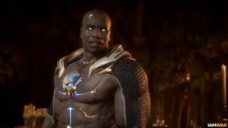 GERAS REVEAL TRAILER | NEW MK11 Character!!!