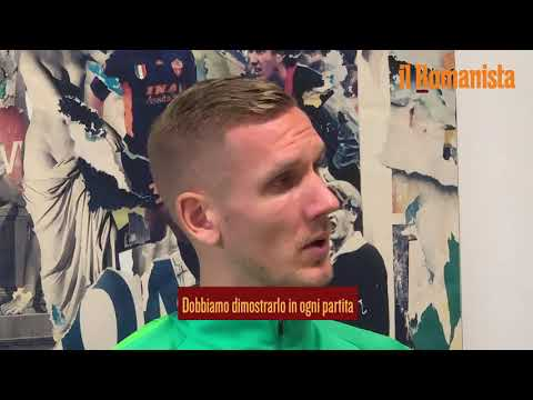 VIDEO - L'intervista a Robin Olsen: