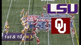 Oklahoma vs LSU Football Bowl Game 12 28 2019