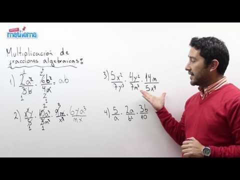 Fracciones algebraicas 9