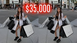 $35,000 LUXURY HAUL