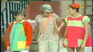 CHESPIRITO 1981- El Chavo del Ocho- Don Ramón en la escuela- parte 3 HD