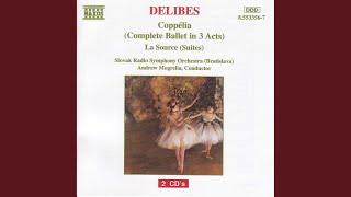 Coppélia-Suite: Act I - Mazurka