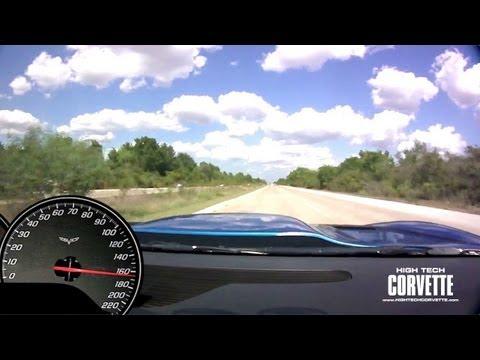 Extreme Acceleration - Twin Turbo Corvette