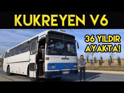 O302S; Kükreyen V6 Efsanesi Dimdik Ayakta | O302 Karavan Furyası !