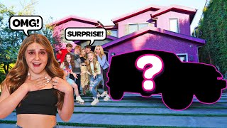 The Squad SURPRISED Me With A NEW CAR **I Cried**🎀🚙| Piper Rockelle