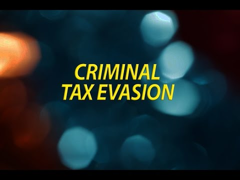 """Negligence and """"Degrees"""" (Categories) of Tax Evasion Explained"""