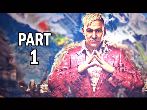 Baixar Far Cry 4 Walkthrough Part 1 - Pagan Min the King of Kyrat (PS4 Gameplay Commentary)