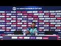 Bhanuka Rajpaksa Sri Lanka speaks after their victory over Netherlands #T20WorldCup