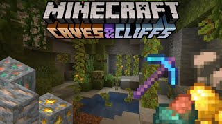 You Can Mine Iron With Fortune In Minecraft 1.17!