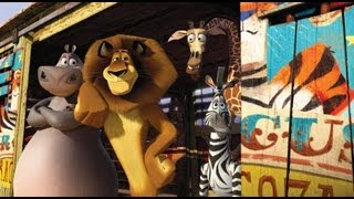 Madagascar 3 :  bande-annonce VF