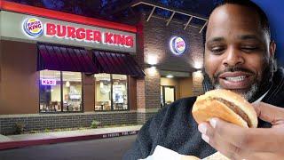 Burger King Cheeseburger Review - BACK TO BASICS