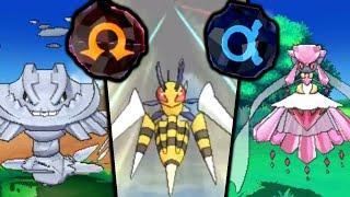 Pokemon Omega Ruby & Alpha Sapphire: All New Mega Evolutions and Primal Reversions (B4Release)