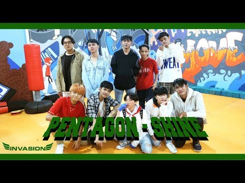 [1theK Dance Cover Contest] PENTAGON (펜타곤) - SHINE (빛나리) by Invasion DC from Indonesia