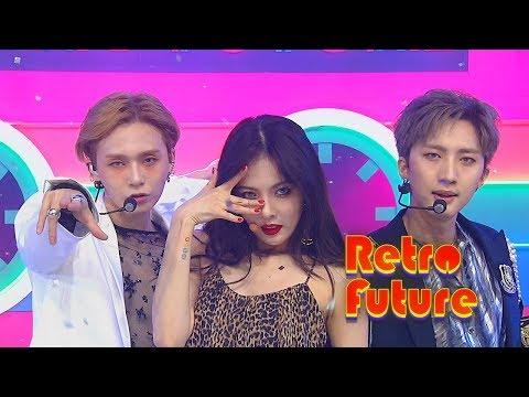 《Comeback Special》 Triple H(트리플 H) - RETRO FUTURE @인기가요 Inkigayo 20180722
