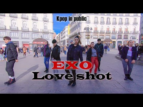 [KPOP IN PUBLIC CHALLENGE] EXO 엑소 - LOVE SHOT    DANCE COVER    By PonySquad