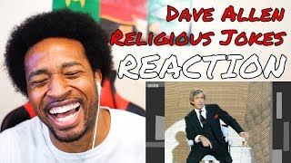 Dave Allen - Religious Jokes REACTION | DaVinci REACTS