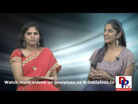Last Part.Ms.Krishna Smitha our own local movie actress talking to Desiplaza TV.