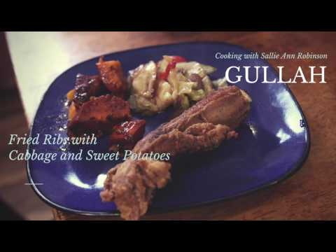 Cooking the Gullah Way with Sallie Ann Robinson