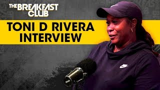 Toni D Rivera Tells Her Story Of Surviving Sex Human Trafficking And Her Purpose To Save Lives Now