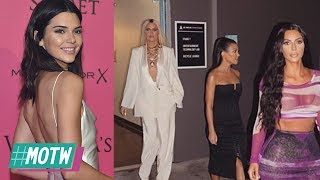 Ben Caught CHEATING On Kendall Jenner! Kim K Posts AWKWARD Picture Of Khloe! | Moments Of The Week!