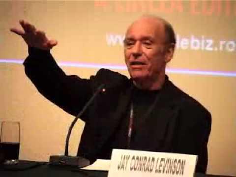 Jay Conrad Levinson #16 GuerrillaMarketer.com