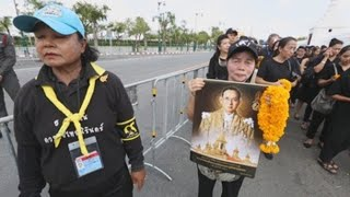 World's royalty to attend funeral of Thailand's King Bhumibol