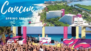 Spring Break Cancun 2018 HD Grand Oasis